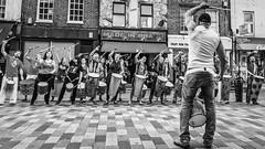 HC9Q2865-Edit-1 (rodwey2004) Tags: tribo madeinbrasil carnival drummers streetphotography london camden streetentertainment music din noise brazil samba dance streetparty