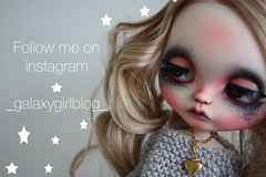 My IG is up! (the Northlings) Tags: fashion blogger blythe fashiondoll