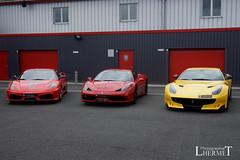 Ferrari F430 scuderia et Ferrari 458 et Ferrari F12 tdf  - 20160604 (0058) (laurent lhermet) Tags: sport ferrari collection et ferrarif430 levigeant valdevienne sportetcollection ferrarif430scuderia circuitduvaldevienne sel1650 sonya6000 sonyilce6000 ferrarif12tdf