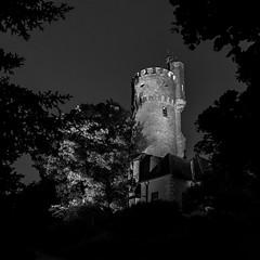 observatory (philippm86) Tags: linz freinberg observatorium obersterreich bw sw austria upperaustria observatory night franz josefs warte franzjosefswarte