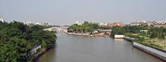 Ausblick von Wumen Brcke (loitz79) Tags: geo:lat=3128887000 geo:lon=12061250800 geotagged ausblick china chn jiangsusheng nantangzhuangcun panmenpark suzhou wumenbrcke
