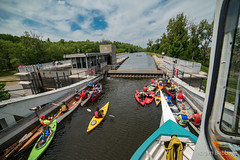 JBC_3031.jpg (Jim Babbage) Tags: summer ontario canal seasons peterborough kayaks liftlock canos krahc