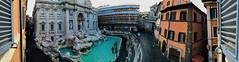 2016 June 13th Trevi Fountain Rome Italy Vacation JRJ (Bely Medved) Tags: vacation italy rome roma it trevifountain lazio iphone6s jrj