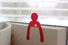 Little Romance bookmark