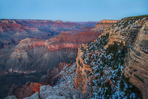 Grand Canyon after Sundown