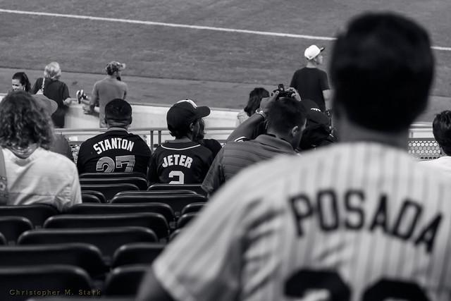 Stanton, Jeter, Posada