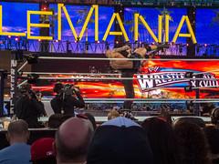 WWE Wrestlemania 28 - Randy Orton vs Kane