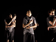 Young dancers tackle Othello for Street Stories project