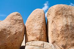 Joshua Tree - Rock Formations (John P. Miller) Tags: california nikon joshuatree granite geology formations monadnock joshuatreenationalpark inselberg nikkor1855 nikond5000