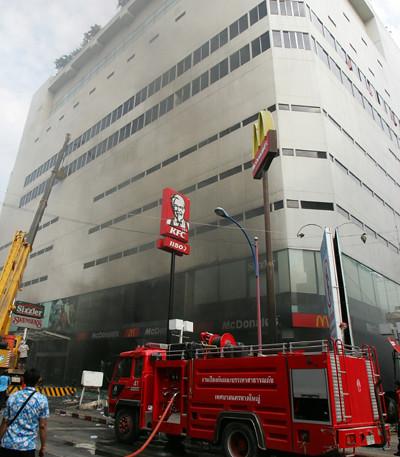 letupan bom di HATYAI  31 mac 2012