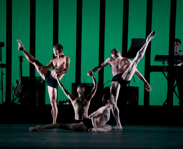 "Paul Kay, Melissa Hamilton, Olivia Cowley and Edward Watson in Wayne McGregor's Carbon Life.  <a href=""http://www.roh.org.uk/productions/carbon-life-by-wayne-mcgregor"" rel=""nofollow"">www.roh.org.uk/productions/carbon-life-by-wayne-mcgregor</a>"