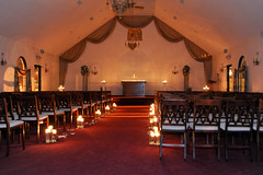 "Chapel Candles • <a style=""font-size:0.8em;"" href=""https://www.flickr.com/photos/79112635@N06/7081083513/"" target=""_blank"">View on Flickr</a>"