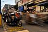 Pinoy Tricycle (jssutt) Tags: longexposure sunrise traffic tripod philippines transportation manila pinoy jeepney trishaws jssutt jeffsuttlemyre