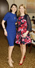 Niamh Counihan and Mairead Britton the Angels Quest Fashion Spring Lunch in association with Arnotts