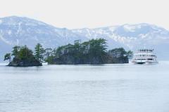 Lake Towadako (peaceful-jp-scenery) Tags: snow landscape sony  tamron     laketowada   a001  dslra900  spaf70200mmf28di
