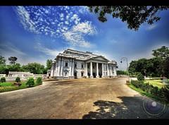 Quaid-e-Azam Library, Lawrence Gardens, Lahore (Usman Hayat) Tags: pakistan gardens lawrence nikon library wide e nikkor ultra lahore quaid hayat d800 usman azam 1424 uhayat