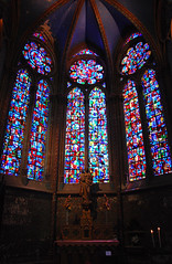 Chapel of St Joseph (DameBoudicca) Tags: france church window saint joseph ventana frankreich cathedral fenster gothic kathedrale catedral iglesia kirche chapel medieval altar chiesa finestra cathdrale josef glise fentre middleages jos gothique stpierre chapelle santo kapell stpeter gotik kyrka medioevo giuseppe cappella heiliger cattedrale frankrike gotico autel kapelle capilla moyenge altare fnster saintpeter beauvais mittelalter gtico sangiuseppe saintpierre katedral edadmedia helgon medeltiden josefvonnazaret josdenazaret