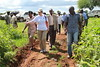 Helen Clark in Kenya to Highlight Food Security