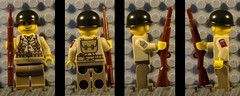 Custom LEGO WWII US 82nd Airborne Minifig (zalbaar) Tags: soldier army us war gun lego military wwii american figure ww2 bullet decal minifig battlefield custom grenade airborne decals m16 warfare 82nd bf3 m1911 brickarms zalbaar