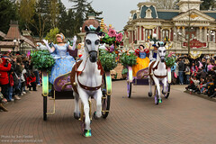 Princess Carriages (x3)