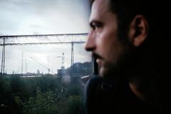 , (Benedetta Falugi) Tags: film analog train hamburg 22mm eximus benedettafalugi wwwbenedettafalugicom