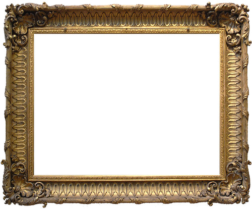 frame 16 ornate gold