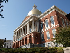 Massachusetts State House (Darryl Kenyon) Tags: boston kenyon statehouse bostonstatehouse massachusettsstatehouse kenyonstravel
