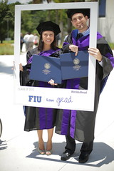 College of Law Commencement 2012 (fiu) Tags: college polaroid frames graduation ceremony may arena 25 law panthers commencement friday grad fiu 2012