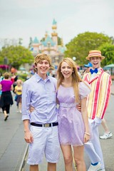PhotoBert (R!!space) Tags: california sleeping cute castle love beauty disneyland dick disney merry van anaheim dyke burt poppins