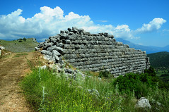 14138 (Panegyrics of Granovetter) Tags: fortification hellenistic palairos uncannibalized