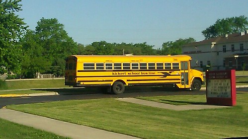 Blue Bird Bus >> Kickert School Bus lines's most interesting Flickr photos | Picssr