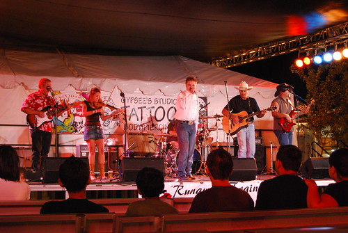 Jacob Nelson and Runaway Train Band