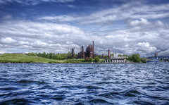 2012-05-28 - 030-033 - HDR (vmax137) Tags: seattle park lake washington day cloudy union gas panasonic works wa hdr 2012 dmcgh2