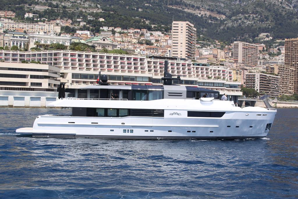 M'Ocean (Arcadia Yacht)