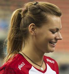 Maja Tokarska (POL) (stendar) Tags: world grand arena prix atlas volleyball volley lodz