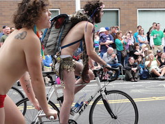 DSC09115 (LyleAlan) Tags: seattle naked nude fair fremont parade bicyclists fremontparade