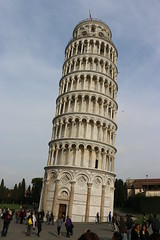 Leaning Tower of Pisa (Robbie Schut) Tags: italy tower pisa leaning leaningtowerofpisa