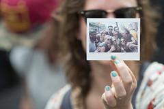 A polaroid in a picture @ King's Day Amsterdam 2014 (Merlijn Hoek) Tags: amsterdam polaroid dof kim picture depthoffield nailpolish merlijn willemalexander bluenails scherptediepte koningsdag kingsday merlijnhoek nikond800 kingwillemalexander