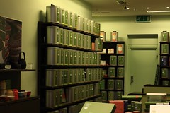 My Very Favourite Shop on the Whole Planet, The Palais des Ths on Wicklow Street, Dublin, Ireland has Closed Down (rosewoodoil) Tags: ireland dublin color colour green shop canon eos commerce tea shops disappointment dublino th shopinteriors tisane palaisdesths photographedublin