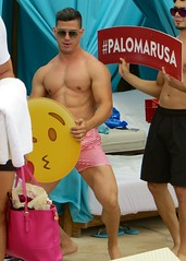 IMG_1621 (danimaniacs) Tags: shirtless man hot sexy guy mexico hunk puertovallarta trunks swimsuit stud