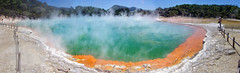 waiotapu champaign pool 1b (Bilderschreiber) Tags: new newzealand hot zealand champaign thermal waiotapu neuseeland heis champagner thermalarea volcanism vulkanismus thermalgebiet