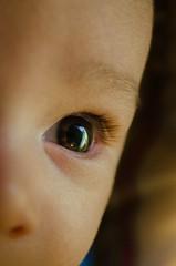 Inocencia (Rattle your goddamn head!) Tags: light boy portrait baby eye children 50mm eyes nikon child d babe mm 5100 nikkor 18 50 motherhood lightroom d5100