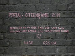 Portal Citizenkane (stillunusual) Tags: uk travel england urban streetart london wall streetphotography wallart urbanart shoreditch 2016 travelphotography ldn travelphoto urbanwalls londonstreetart travelphotograph londonstreetphotography wallporn