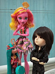 Vincent, o nanico (Bell) Tags: monster high gooliope isi taeyang suzumura rei vincent hermann