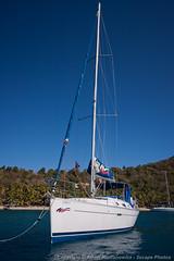 Our boat, Lakico (3scapePhotos) Tags: travel sea vacation beach vertical tom sailboat island islands boat sailing virgin beaches tropical british sue caribbean tropics bvi britishvirginislands cooperisland lakico