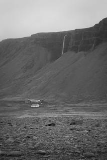 Rauðasandur in the Westfjords of Iceland