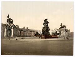 Berlin (22) (DenjaChe) Tags: berlin 1900 postcards 1900s postkarten begas ansichtskarten  nationaldenkmal kaiserwilhelmnationaldenkmal kaiserwilhelmnationaldenkmalberlin