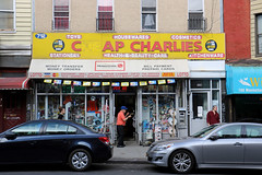 C  AP Charlies (jschumacher) Tags: nyc brooklyn storefront greenpoint