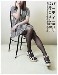 Half a year is past (myymeecute) Tags: portrait highheels dress legs feminine leg style tights skirt crossdressing heels pantyhose crossdress sheer blackpantyhose blacktights pantystocking crossdressor