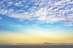 FZZ8626 (FongZooZ) Tags: blue sunset sky cloud sun yellow sunrise trekking hiking vietnam viet ba dao sang minh moutain yen tam hon vi nam binh vinh hoang phuc buoi